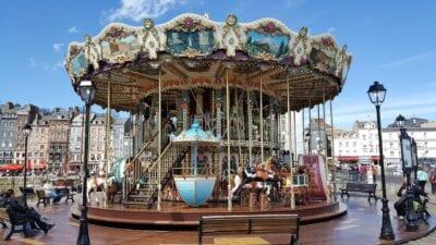 Carrusel Le Havre Nostalgia Francia