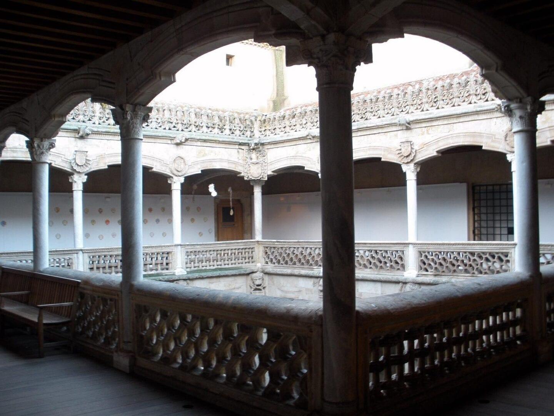 Casa de las Conchas Salamanca España
