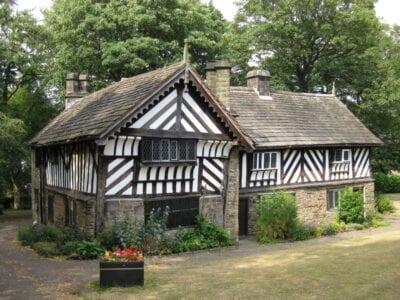 Casa de los obispos Sheffield Reino Unido