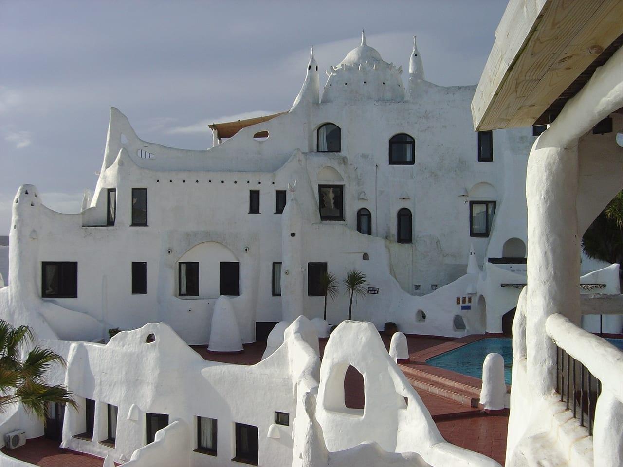 Casa Pueblo Punta del Este Uruguay