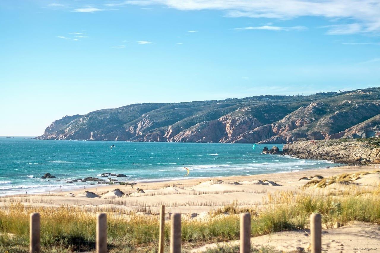 Cascais Mar Playa Portugal