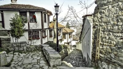 Casco Antiguo Plovdiv Bulgaria Bulgaria