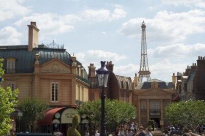 Casi como estar en París... casi Walt Disney World Resort FL Estados Unidos