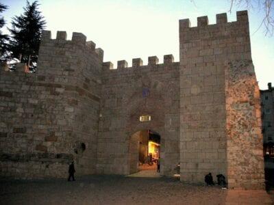 Castillo Bursa Turquía