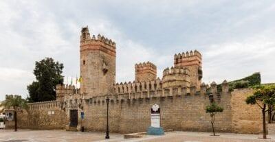 Castillo de San Marcos Cádiz España