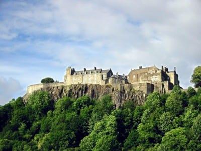Castillo de Stirling Stirling Reino Unido