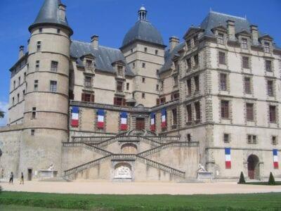Castillo de Vizilla Grenoble Francia