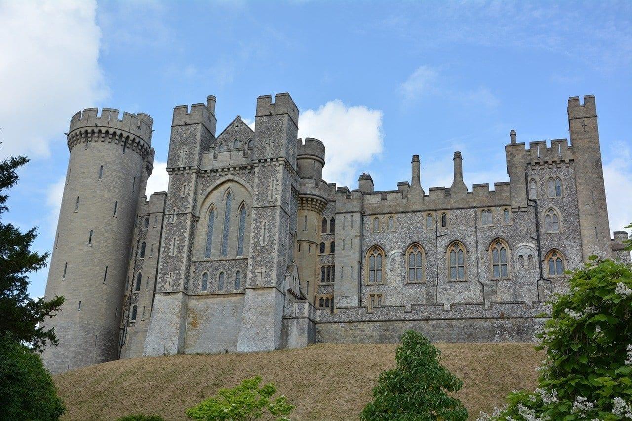 Castillo Dover Fortaleza Reino Unido