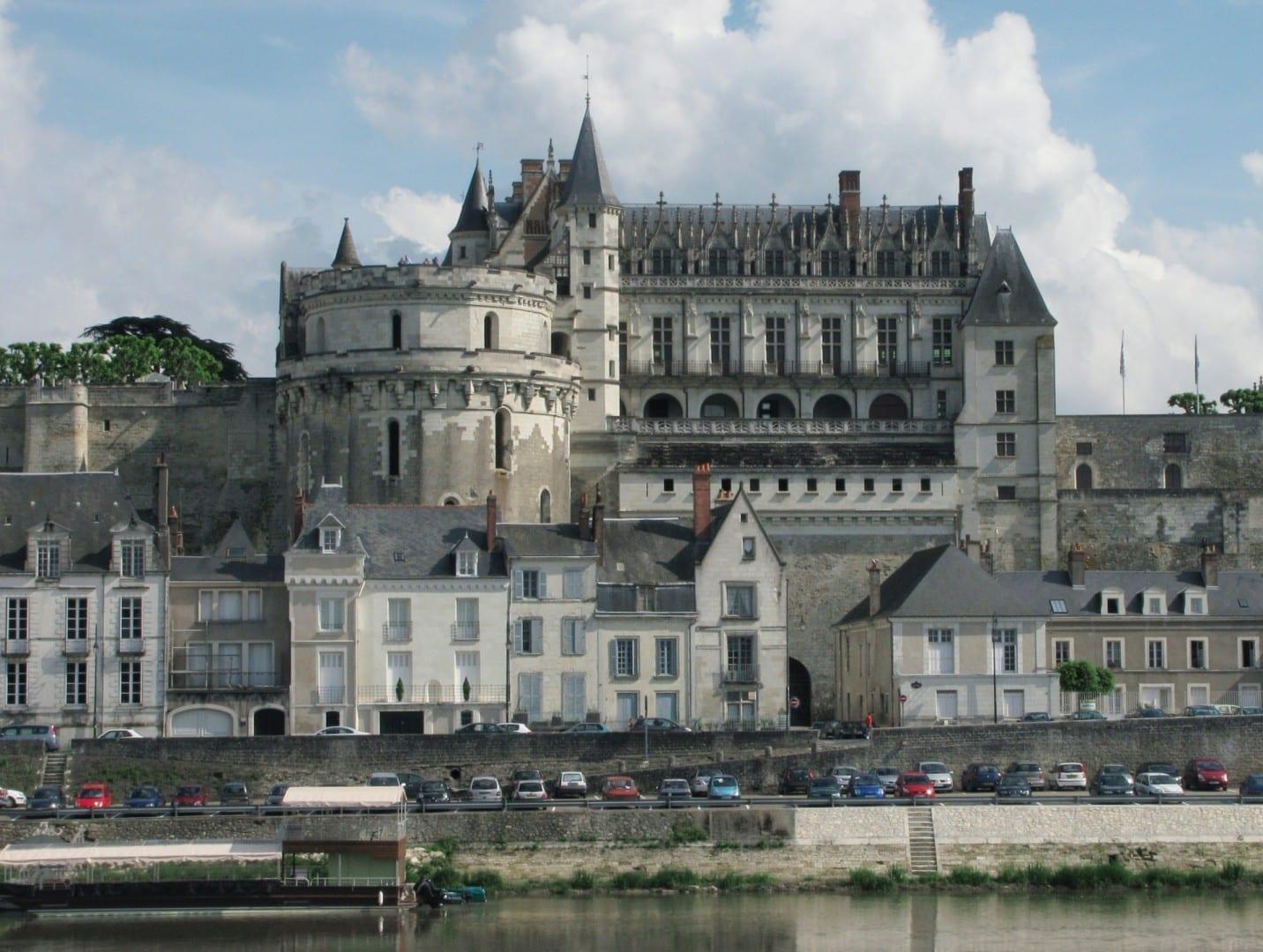 Castillo en Amboise Amboise Francia