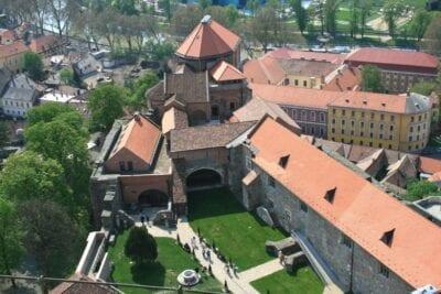 Castillo, Esztergom Esztergom Hungría
