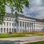 Castillo Koblenz Renania Palatinado Alemania