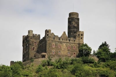 Castillo Ronda Torre España