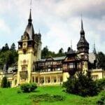 Castillo Rumania Sinaia Rumania