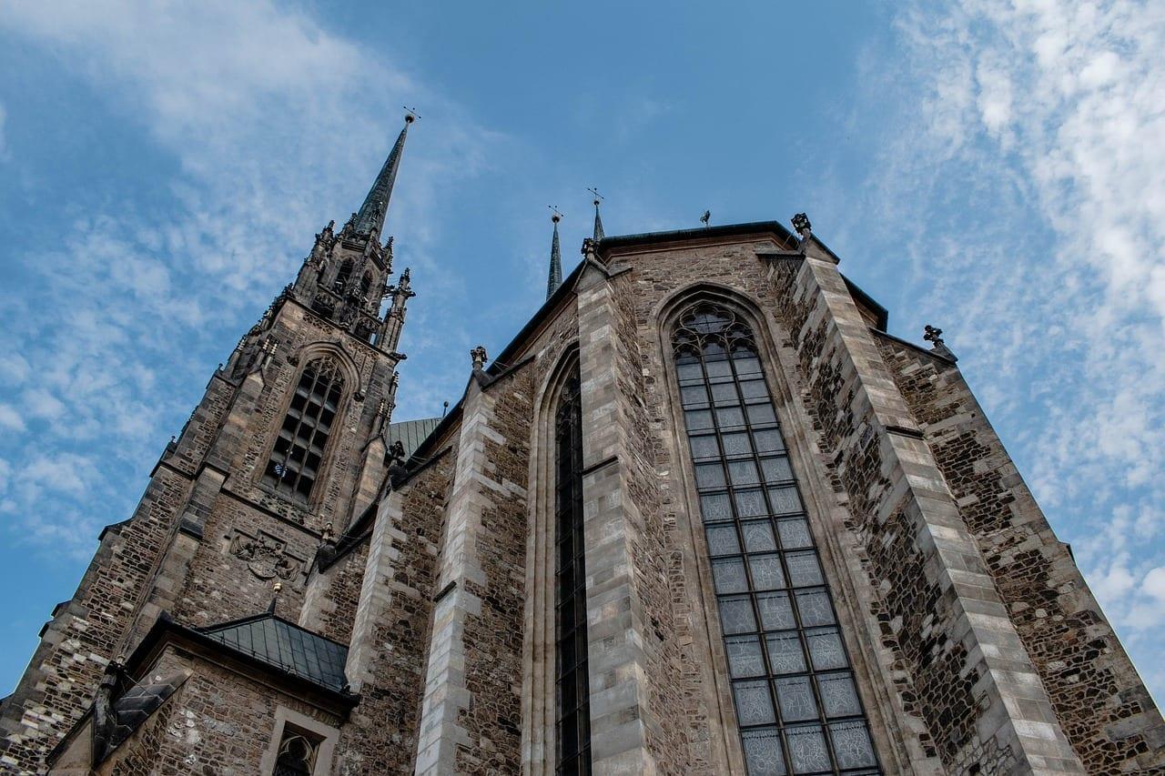 Catedral Brno República Checa Arquitectura República Checa