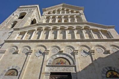 Catedral de Cagliari Cagliari, Sardinia Italia