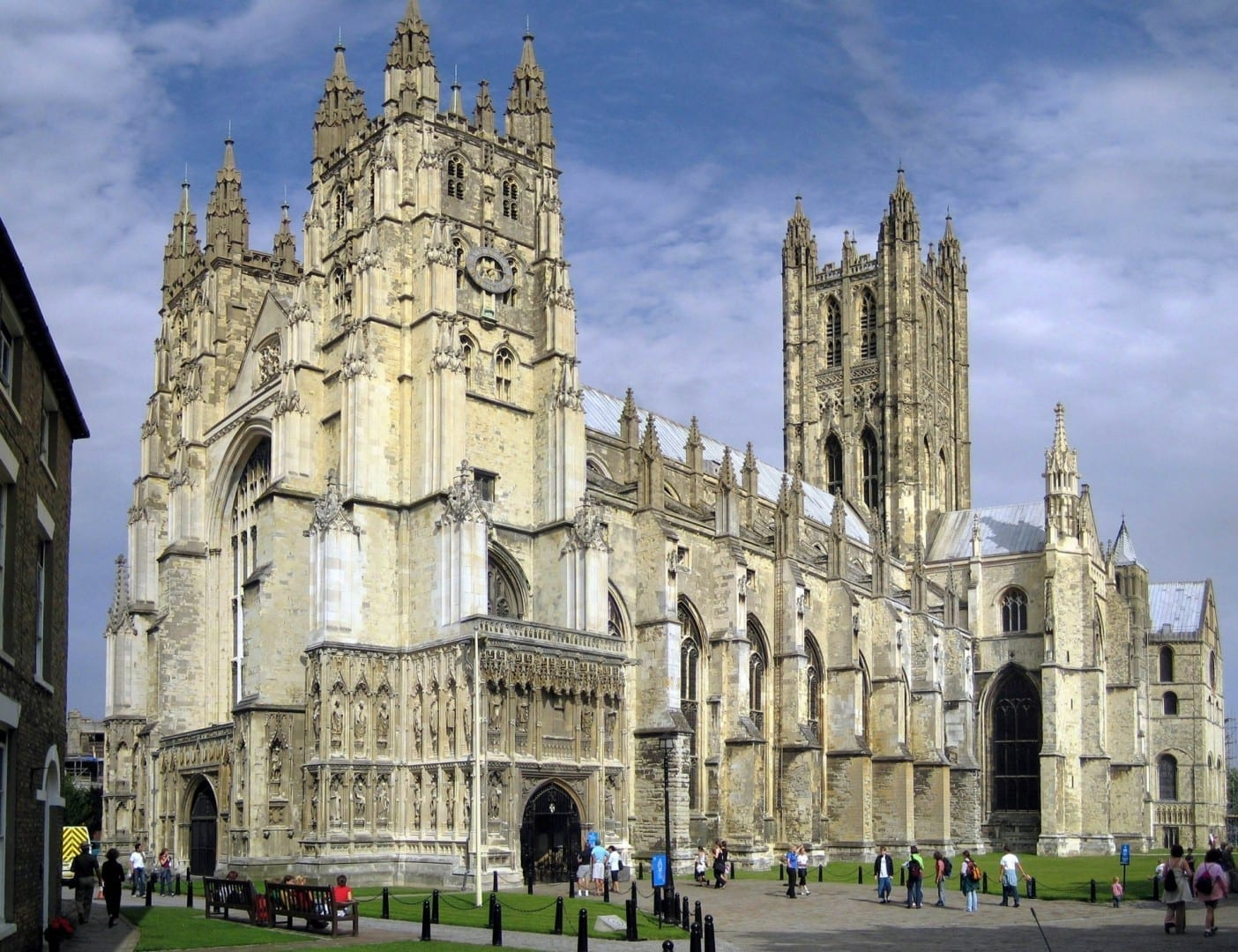 Catedral de Canterbury Canterbury Reino Unido