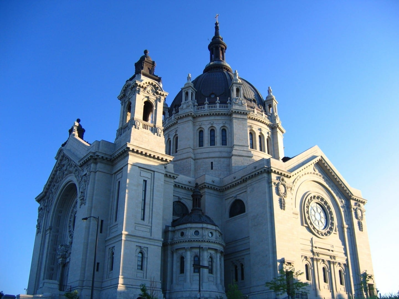 Catedral de San Pablo Saint Paul MN Estados Unidos