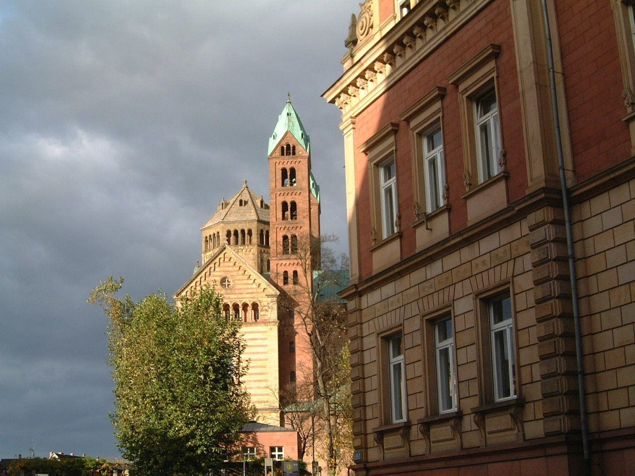 Catedral de Speyer Espira Alemania