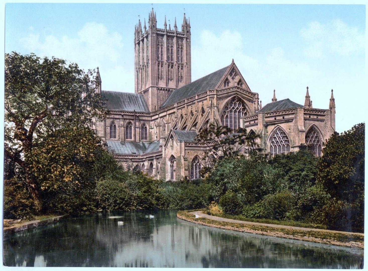 Catedral de Wells Wells Reino Unido