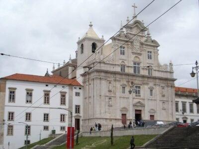 Catedral Nueva Coimbra Portugal