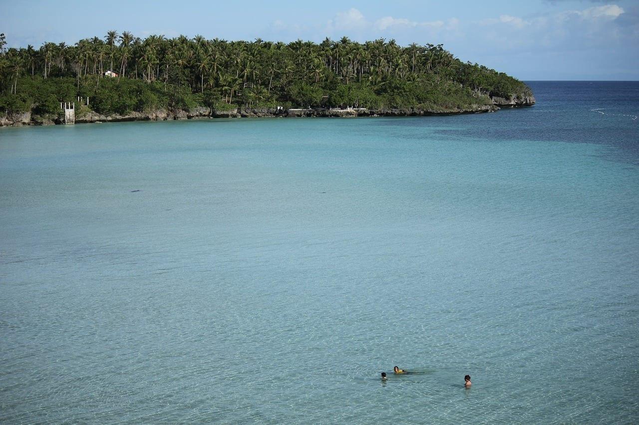 Cebu Filipinas Océano Filipinas