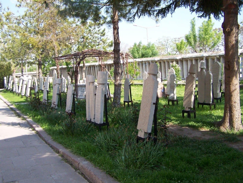 Cementerio de derviches Konya Turquía