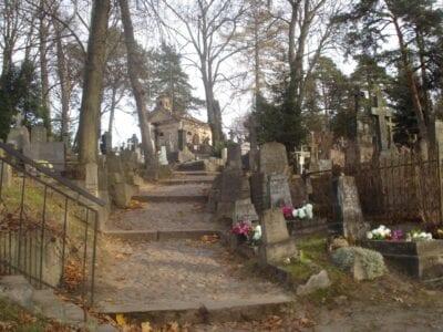 Cementerio del Sol Vilnius Lituania