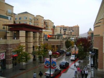 Centro Comercial Gateway Salt Lake City Estados Unidos