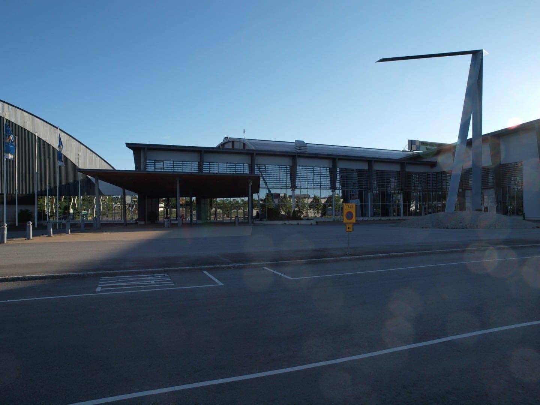 Centro de Exposiciones y Deportes de Tampere Tampere Finlandia