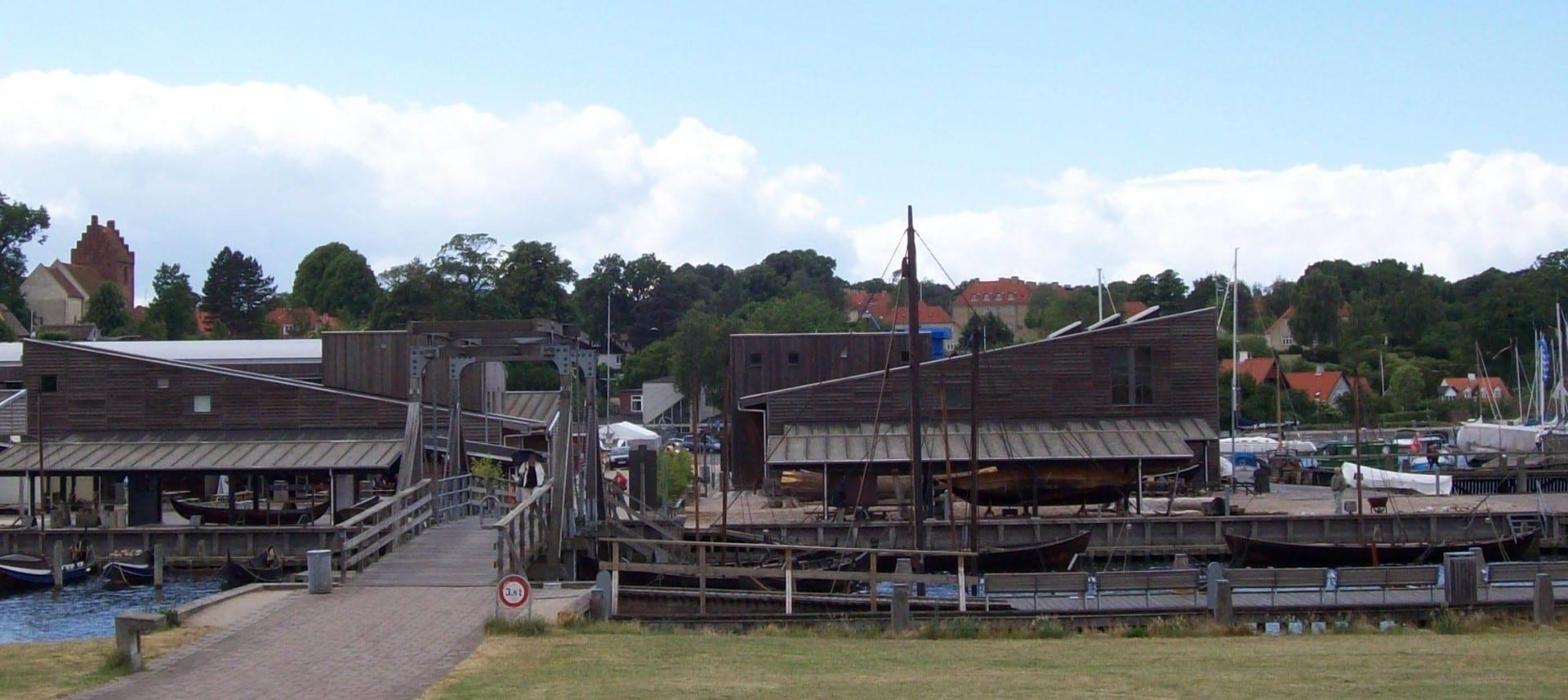 Centro Vikingo Roskilde Dinamarca