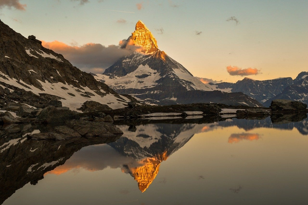 Cervin Zermatt Suiza Suiza