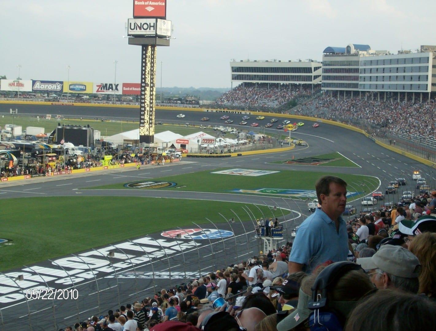 Charlotte Motor Speedway Charlotte Estados Unidos