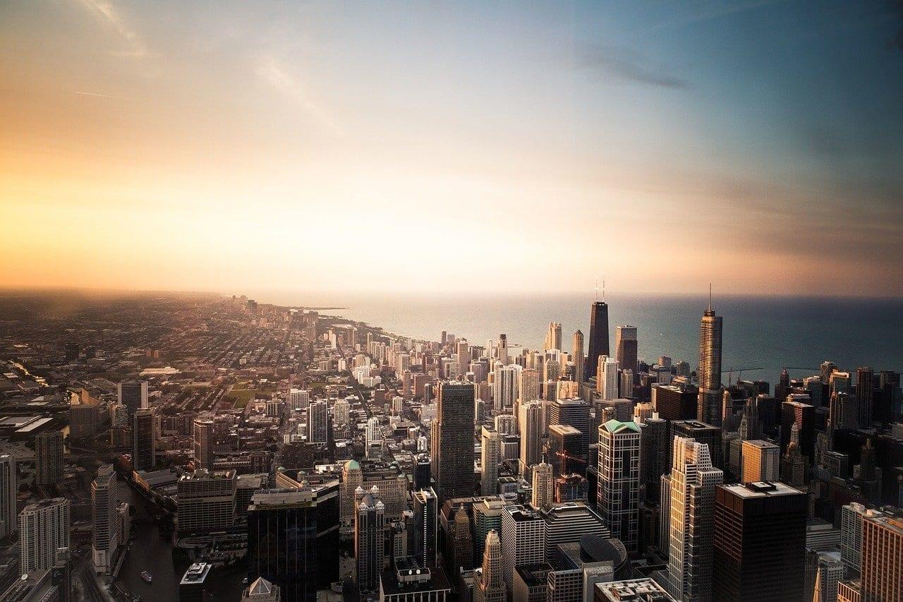 Chicago Estados Unidos América Estados Unidos
