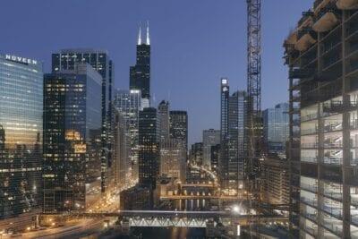 Chicago Torre Sears Willis Tower Estados Unidos