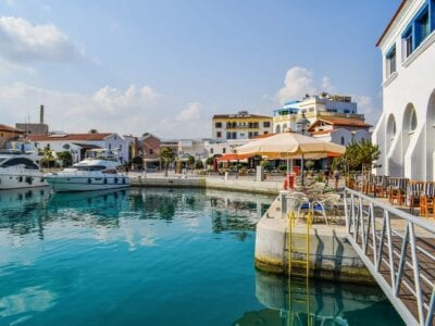 Chipre Limassol Molos Chipre