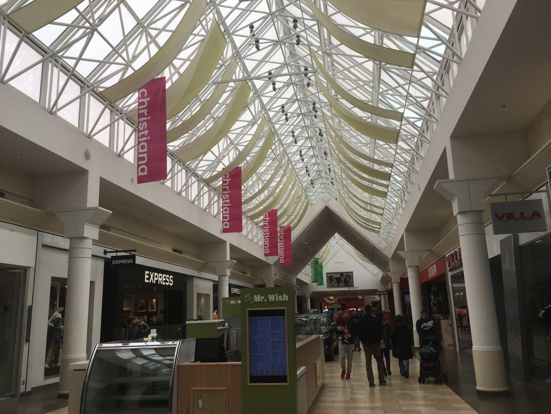 Christiana Mall Wilmington DE Estados Unidos