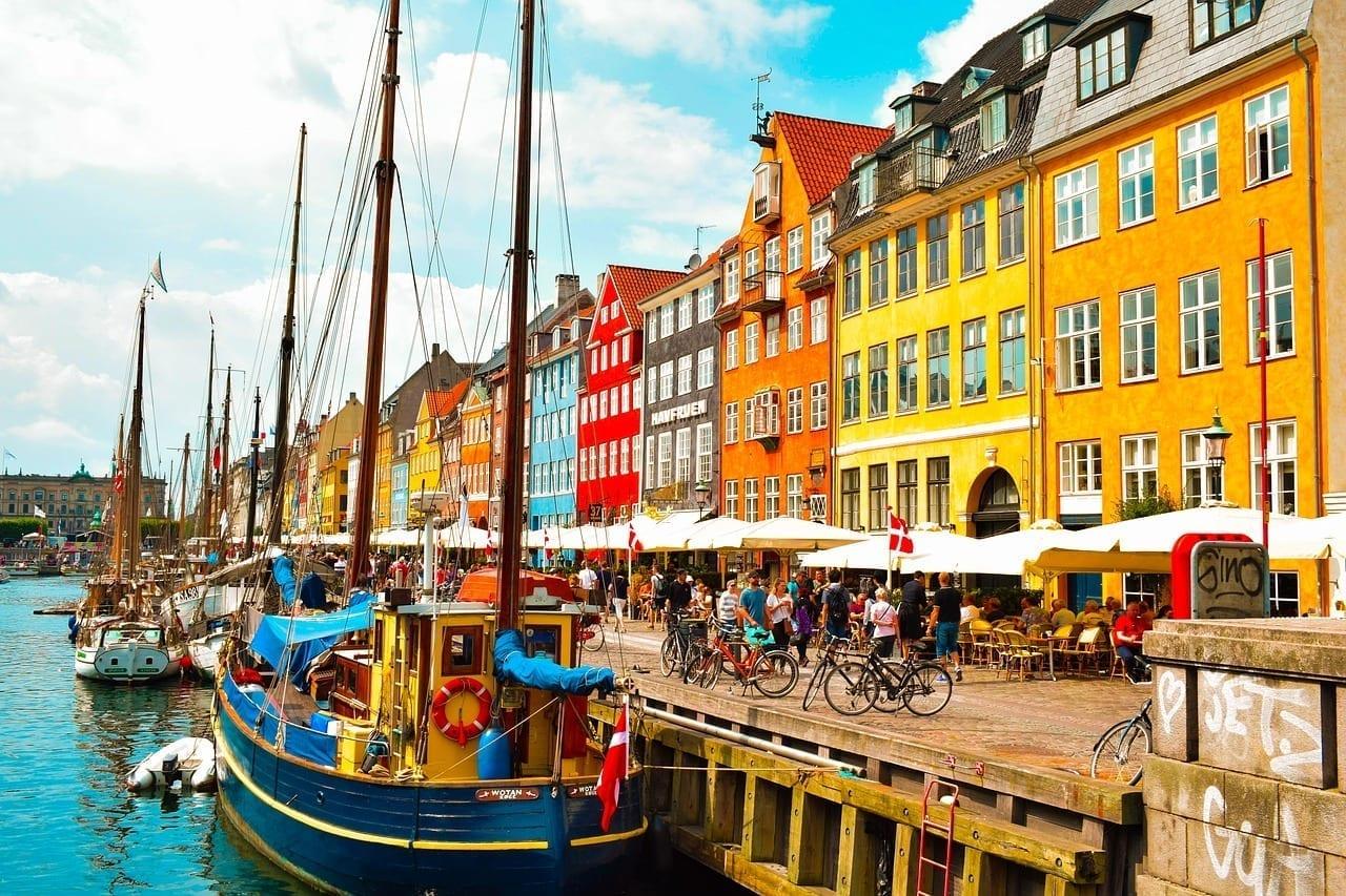 Ciudad Copenhague Dinamarca Dinamarca