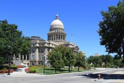 Ciudad De Capital Boise Estados Unidos