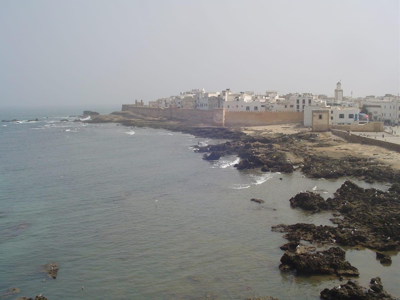Ciudad de Essaouira Esauira Marruecos