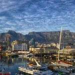 Ciudad Del Cabo Table Mountain Frente Al Mar República de Sudáfrica