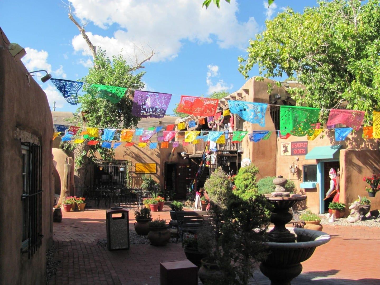 Ciudad vieja de Albuquerque Albuquerque Estados Unidos