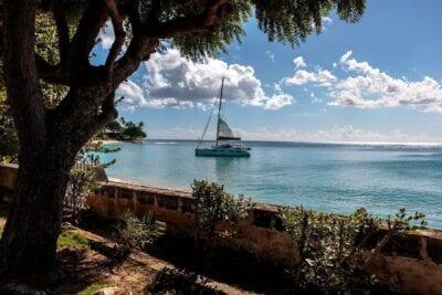 Clearwater Villa Con Vista Al Océano Barbados Velero Estados Unidos