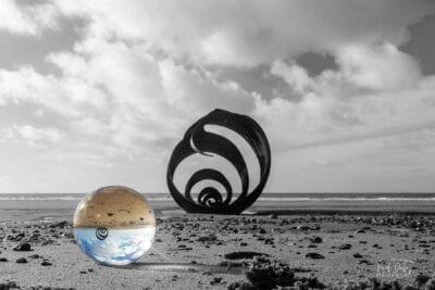 Cleveleys Playa Blackpool Reino Unido