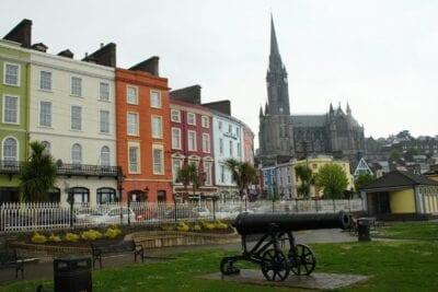 Cobh Cork Irlanda