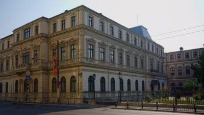 Colecciones del Museo de Arte Bucarest Rumania