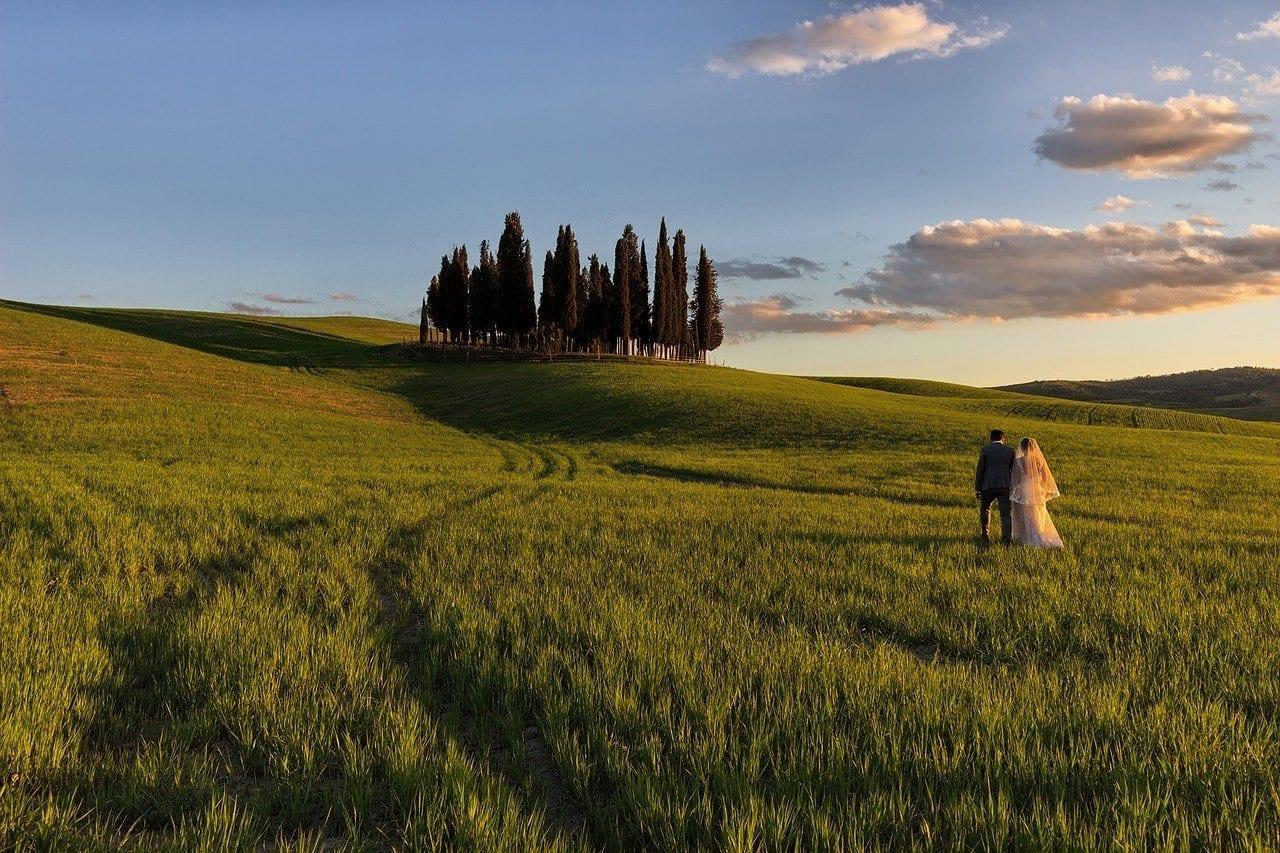 Colinas Toscana Siena Italia