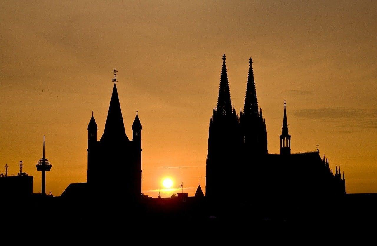 Colonia Catedral De Colonia Dom Alemania
