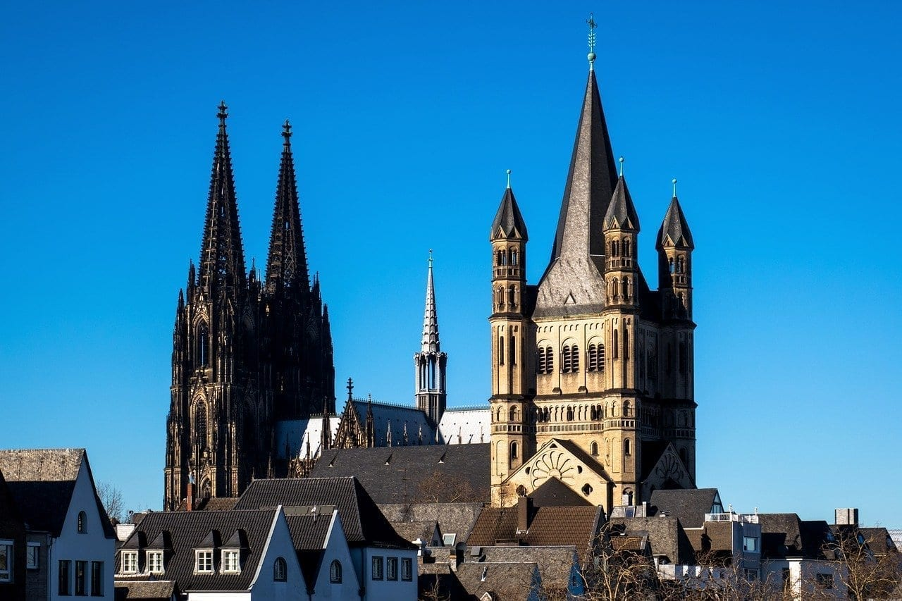 Colonia Iglesias Dom Alemania