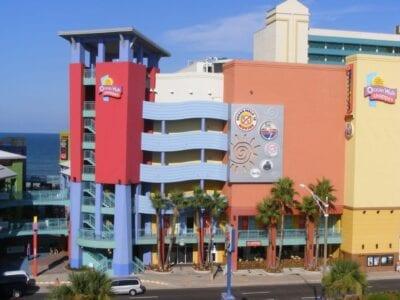 Compras de Ocean Walk Daytona Beach FL Estados Unidos
