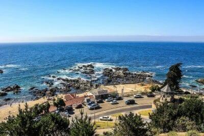 Concón Ciudad De Viña Del Mar Chile Chile